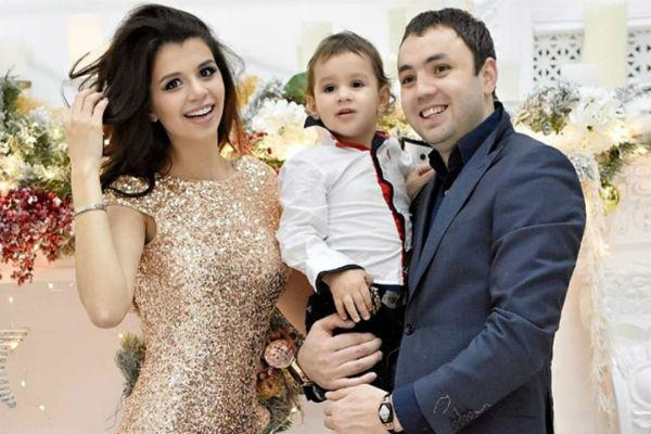 У бывших супругов Алианы и Александра подрастает сын Роберт
