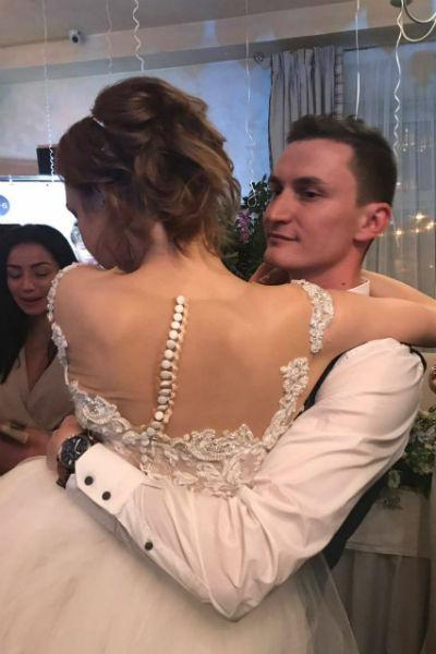 Андрей готов носить Диану на руках всю жизнь