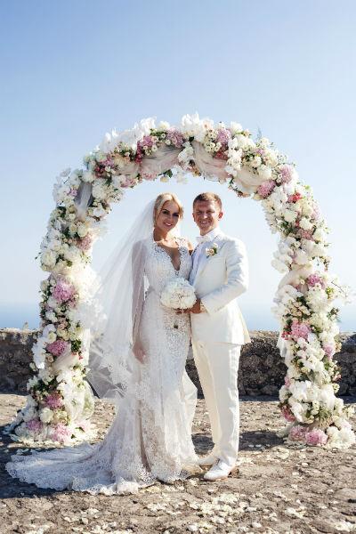 Свадьба Ханны и Пашу