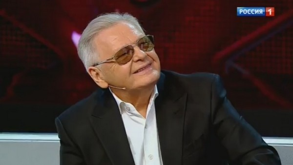 Юрий Антонов, по словам Дробыша, в жизни сухой человек