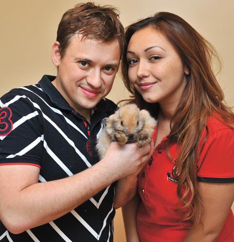 Андрей и Диана, которые встречаются более трех лет, внезапно расстались этой весной