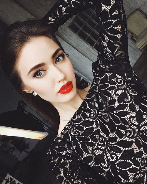 Россиянке удалось войти в топ-25 самых красивых девушек мира