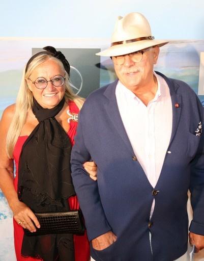 Никита Михалков с супругой Татьяной