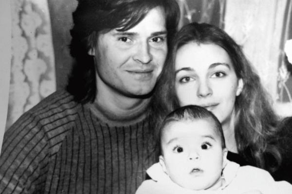 Татьяна Лютаева родила дочь от литовского режиссера Олегаса Дитковскиса