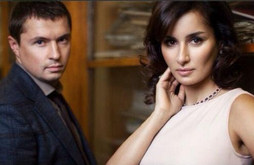 Тина с партнером, 26-летним Василием Бровко