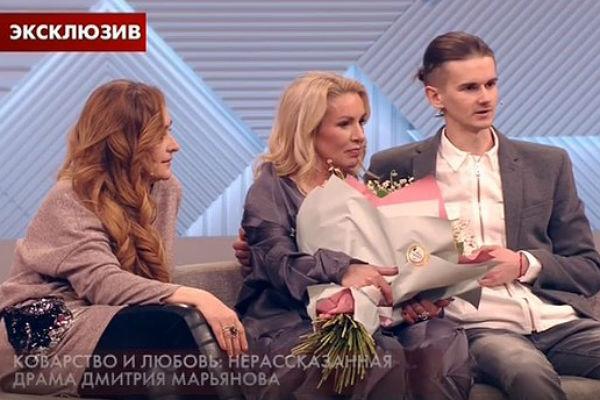 Ирина Лобачева и ее супруг Иван