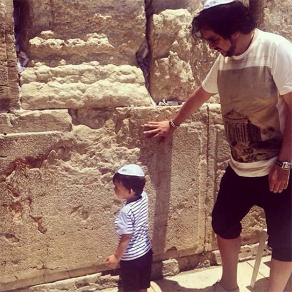 Киркоровы - отец и сын