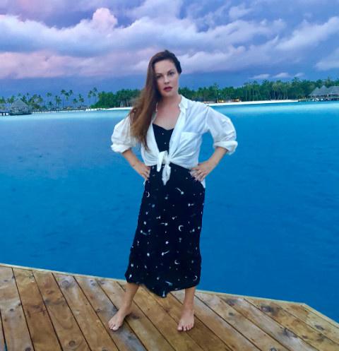 Екатерина Андреева об увольнении с Первого канала: «Такой вкус у начальников»