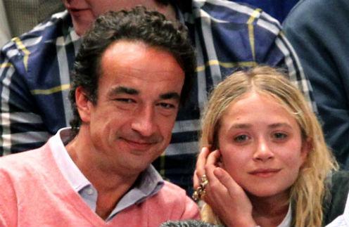 Мэри-Кейт Олсен, Оливье Саркози