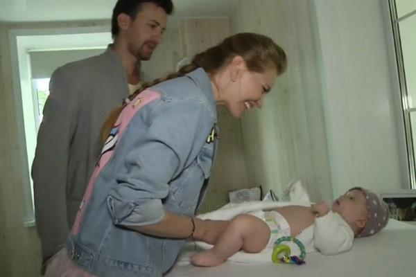 Елена Кулецкая быстро вернулась в форму после родов