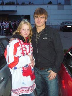 Александр Васюнов, Локомотив, хоккей