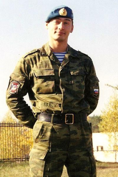 Андрей Черкасов с улыбкой вспоминает свой героический поступок