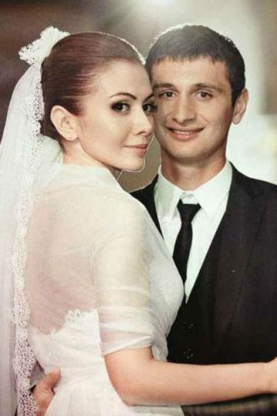 Зарема и Алан Дзагоевы поженились 6 лет назад