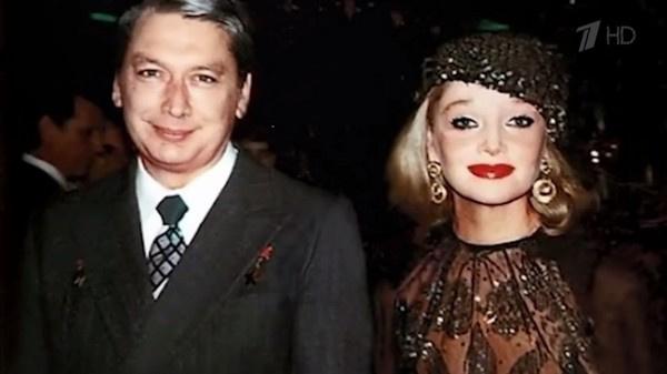 Наталья Кустинская и Борис Егоров
