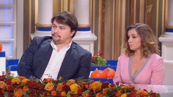Ксения Сябитова с братом Денисом