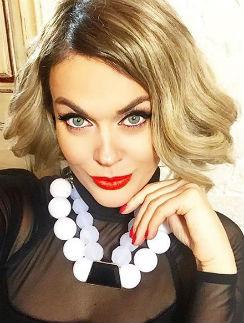 Таня Терешина смущена поведением своей дочери