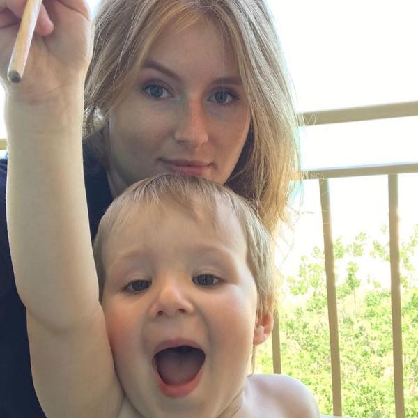 У Марии уже есть один внук Вячеслав 2014 года рождения, его актрисе подарила старшая дочь Анна