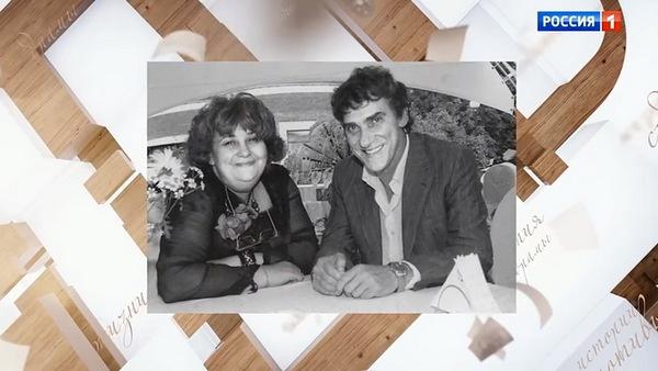 Валерий Гаркалин с женой Екатериной