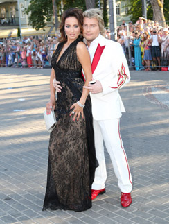 Николай Басков и его новая возлюбленная Софи