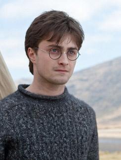 Гарри Поттер всегда любил круглые очки