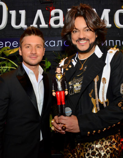 Сергей Лазарев признался, что редко приходит петь в караоке