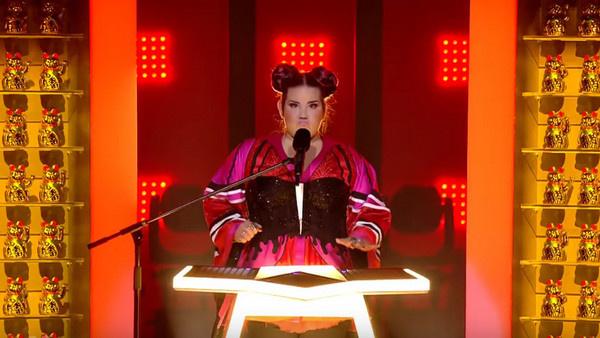 Представительница Израиля Нетта Барзилай победила на конкурсе «Евровидение-2018» с песней «Toy».