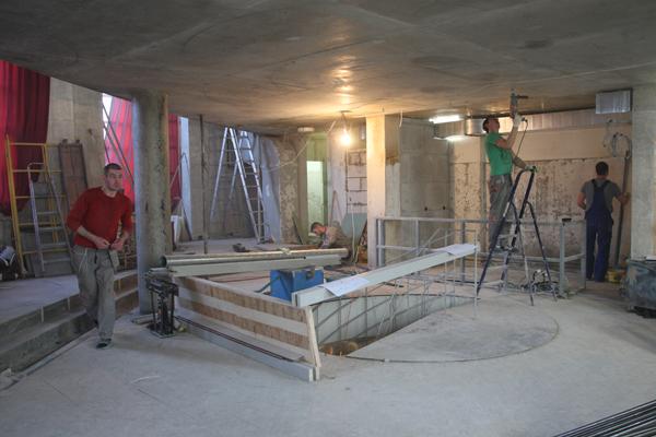 Открытие нового заведения Высоцкой запланировано на апрель. Сейчас в помещении ремонт