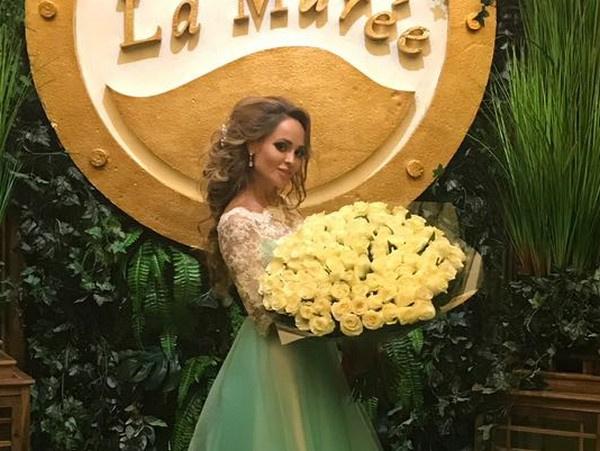 Анна Калашникова получила огромное количество поздравлений от родных и близких