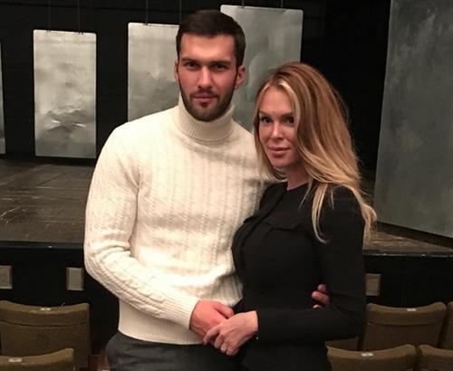 Джеймс Тратас и Юлия Любичанская
