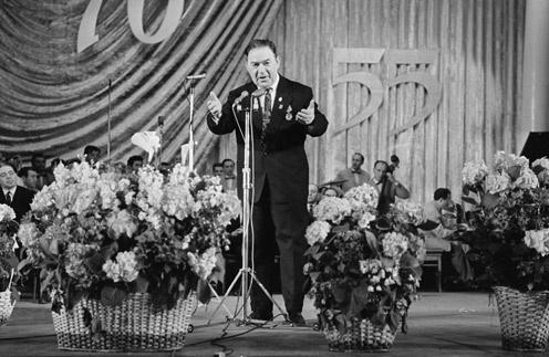 Перед обаянием певца Леонида Утесова не cмогли устоять многие женщины