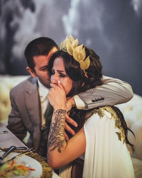 Свадьба Радулова и Дмитриевой стала одной из самых роскошных церемоний бракосочетания 2016-го года