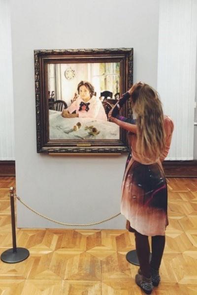 Алена Водонаева вернулась в Москву