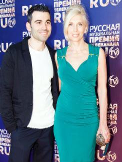 Давид Варданян и Алена Свиридова