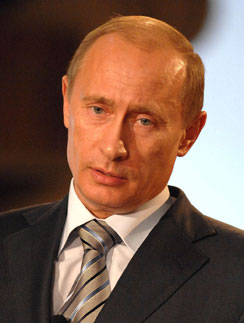 7 мая Владимир Путин в третий раз станет президентом России