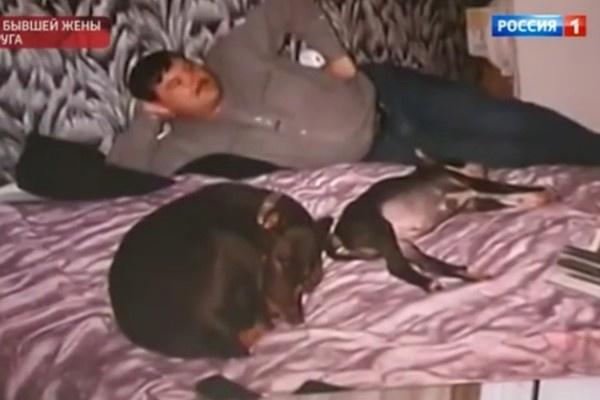 Михаил Круг покупал собаку для Марины Базановой