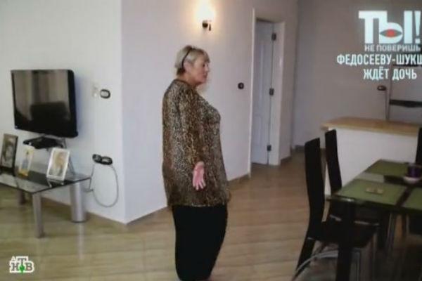 Столовая в новой квартире