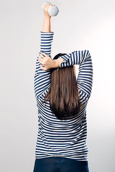 8. Упражнение на руки