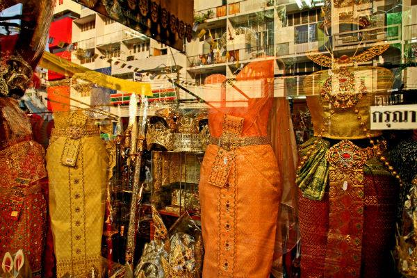 Рынок Пхахурат Бомбей