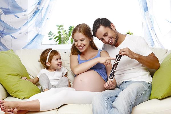 Семьям с двумя детьми государство не планирует увеличивать выплат
