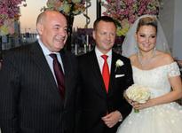 Звездные гости на свадьбе Марии Максаковой