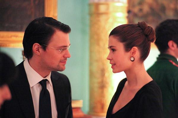 Данила Козловский и Клавдия Коршунова