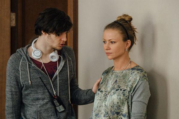 По сюжету сериала у героини, сыгранной Марией, похищают сына