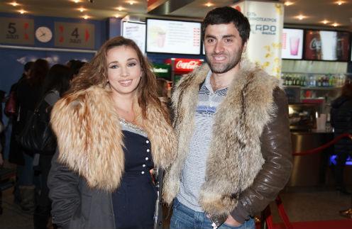 Анфиса Чехова и Гурам Баблишвили