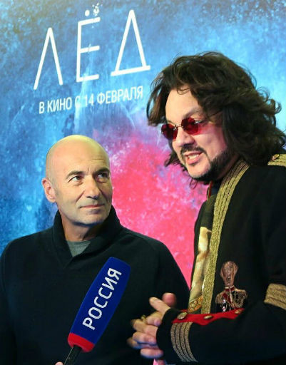 Игорь Крутой и Филипп Киркоров