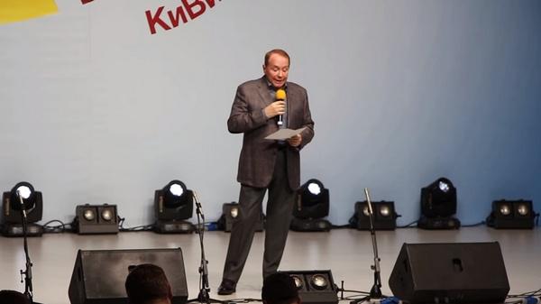 В пресс-службе КВН утверждают, что Масляков покинул пост директора ГУПа по собственной инициативе