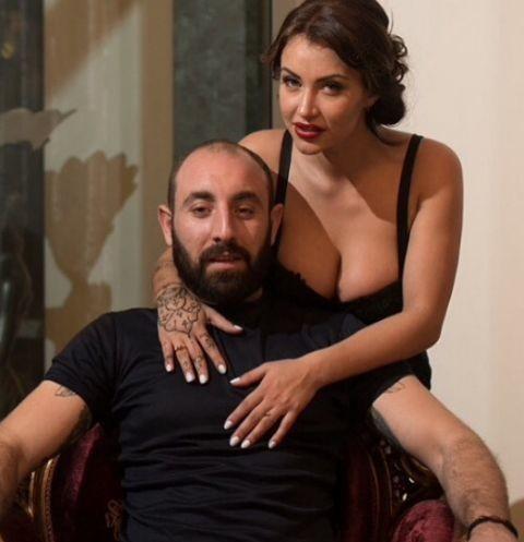 Виктория Берникова и Леонид Плащинский