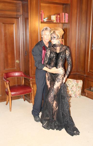Агурбаш и Эрик Робертс составили отличную пару