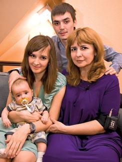 В ближайшее время Ирина Александровна планирует вернуться  на  проект
