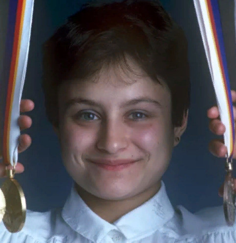 На момент смерти гимнастке было 49 лет
