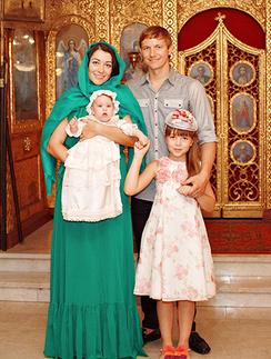 Семья Павлюченко
